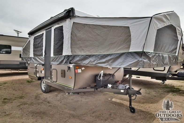 Rockwood 2318G Pop Up Campers The Great Outdoors RV
