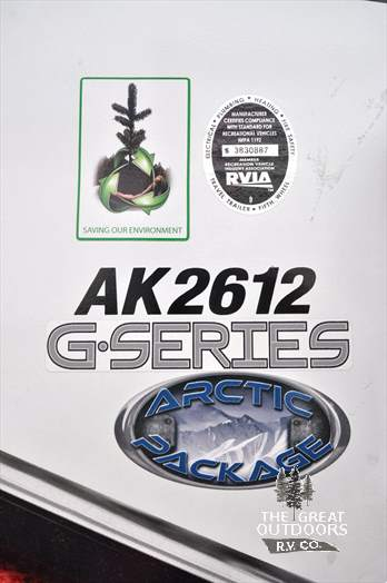Image of the AK2612G