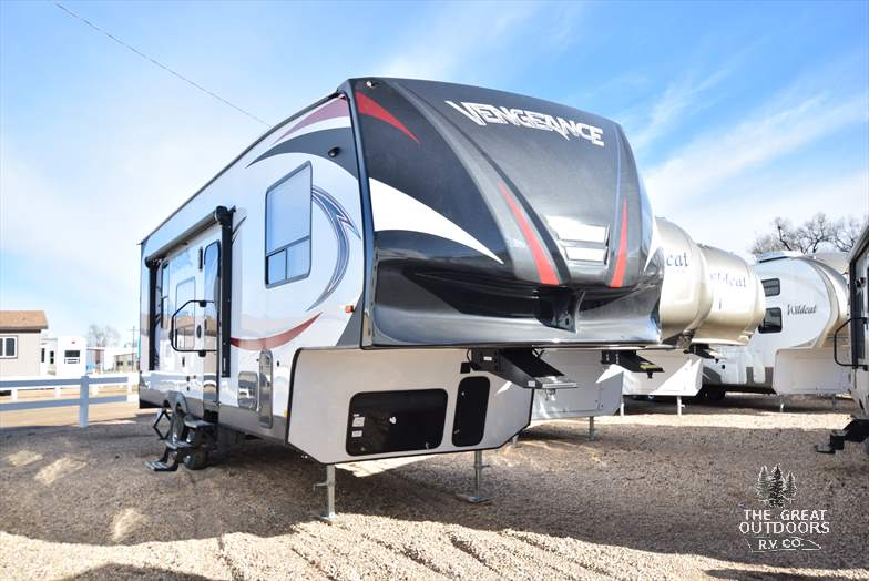 2016 Forest River Vengeance 310A18
