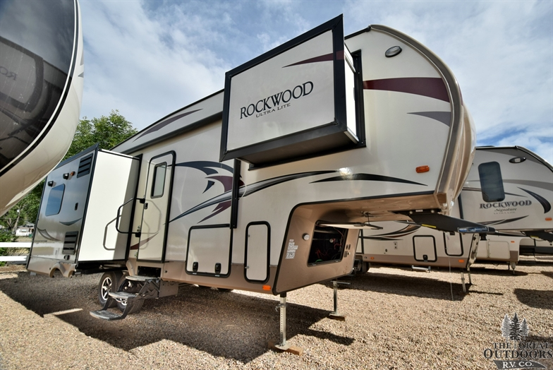Rockwood 2650WS Fifth Wheels | The Great Outdoors RV