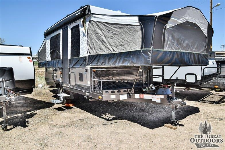 Rockwood 2280BHESP Pop Up Campers | The Great Outdoors RV