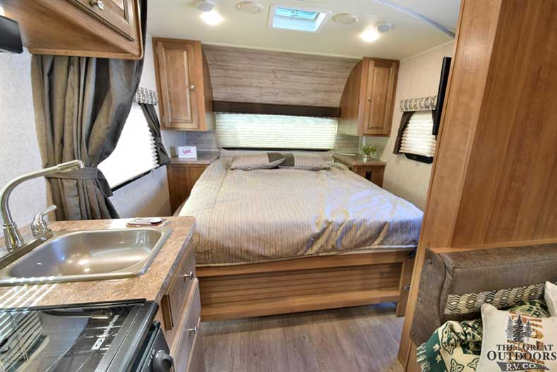 Rockwood 1905g Travel Trailers The Great Outdoors Rv