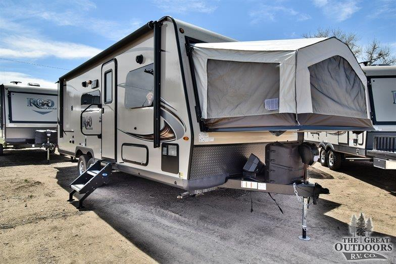 Rockwood Roo 233S Hybrids | The Great Outdoors RV