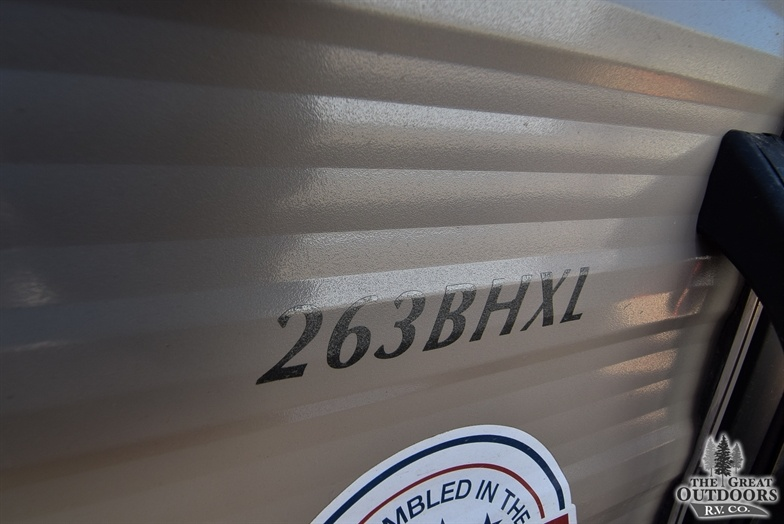 Image of the 263BHXL