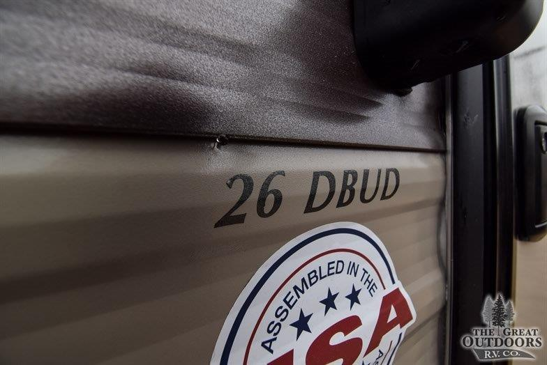 Image of the 26DBUD
