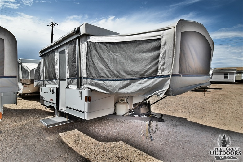 Coleman Rio Grande | The Great Outdoors RV