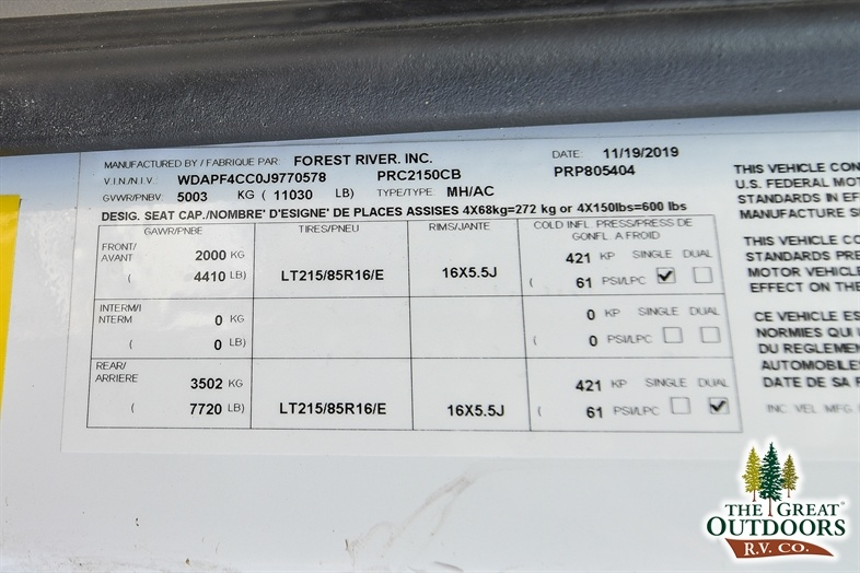 Image of the 2150CB