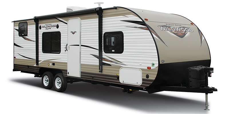 2020 FOREST RIVER WILDWOOD X-LITE 273QBXL